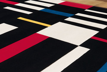 Covor Spirit Multicolor, Tesut manual Arte Espina