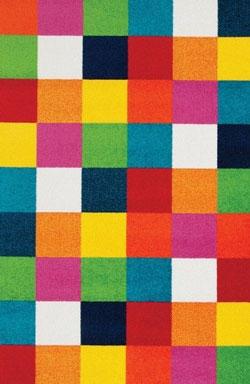 Covor colorat City 160 x 230 cm , 2110 gr mp