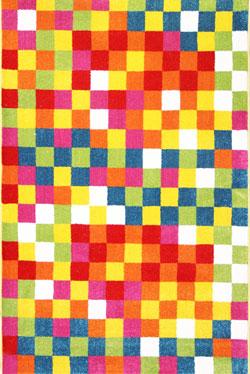 Covor colorat Eko Young Multi Dots