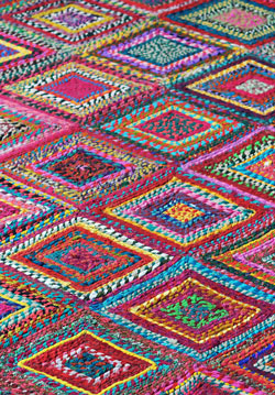 Covor multicolor Ethnic Rug Republic 190 x 290 cm