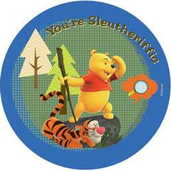 Disney Baby - Covor Rotund Winnie the Pooh Bebe