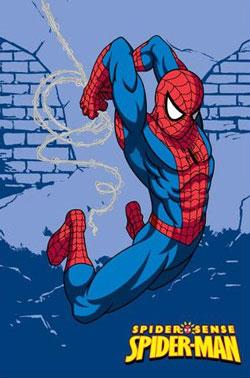 Disney Baby - Covor Spiderman Model 905 160x230 cm