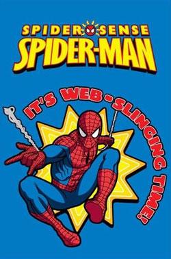Disney Baby - Covor Spiderman Model 951