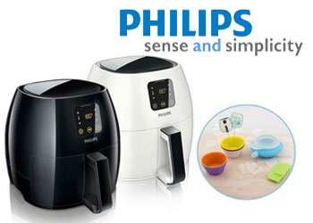 Friteuza PHILIPS Viva Collection Airfryer HD9220 20