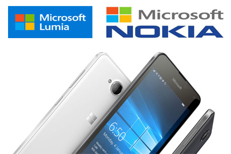 Microsoft Lumia 650 Fostul Nokia cu sistem de operare Windows Mobile 10 si Office integrat