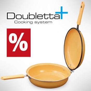 Pareri Sistemul de gatit Doubletta Plus