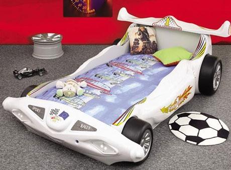 Patut masinuta de curse Formula 1