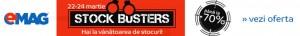 Reduceri de preturi eMAG Stock Busters 2016 - Lichidari de stoc