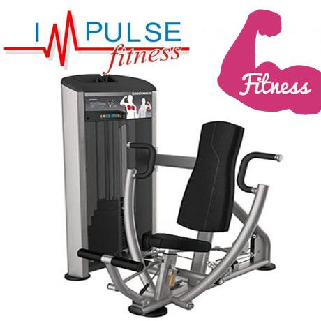 Aparat profesional de forta: Presa piept IE 9501 Impulse Fitness