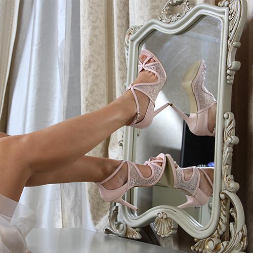 Pantofii de nunta Colectia 2016 Ravissante pentru mirese;