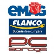 Cumperi de la eMAG, Flanco sau PC Garage? Acelasi lucru …