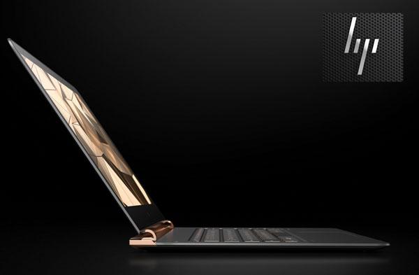 HP Spectre are un procesor mult mai puternic - Intel Core I