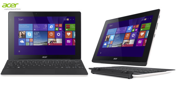 LAPTOP HIBRID TABLETA ACER ASPIRE SWITCH 10