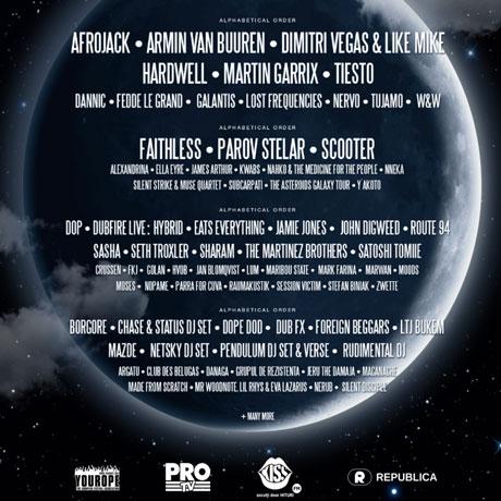 Review si Preview UNTOLD 2016 Best Major European Festival