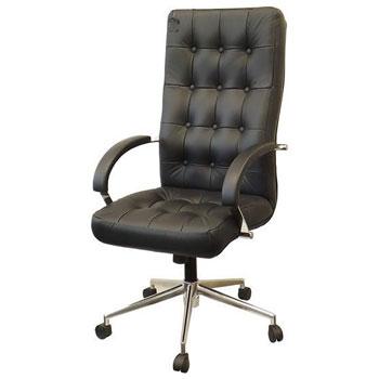 Scaun directorial Traffic Chairs Polo P este un fotoliu directorial de lux