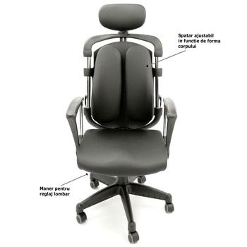 Best Buy! Scaun ergonomic directorial KRING Ergo