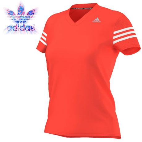 Tricou alergare Adidas Rsp Cap Ss W AA5620 Femei