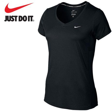 Tricou de alergare Nike Miller V Neck pentru Femei