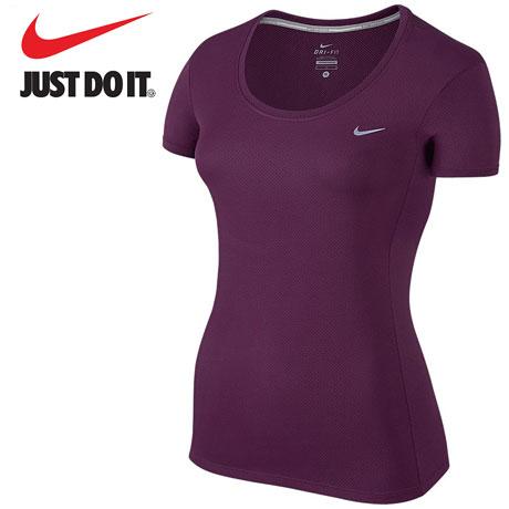 Tricouri Fitness si Alergare Nike Dri Fit Contour pentru femei