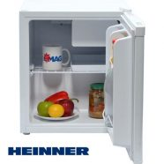 Frigider minibar Heinner HMB-42A+ cu conectare la bricheta auto 12V cu invertor