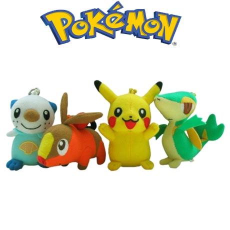 Breloc Pokemon de plus de 9 cm
