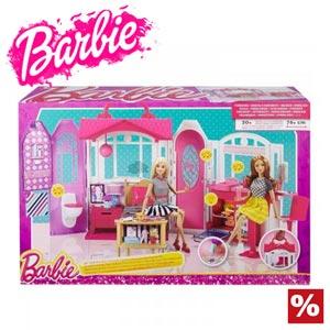 Casuta de papusi Barbie in Vacanta
