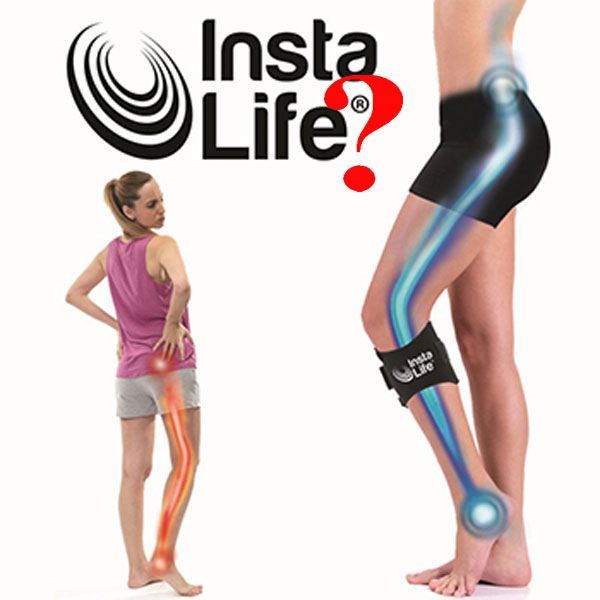 Ce este centura Insta Life Ajuta la durerile de picioare si spate?