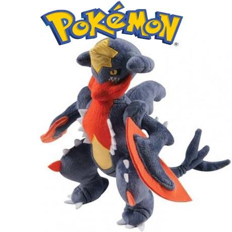 Jucarie de plus Garchomp Pokemon