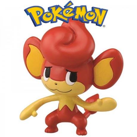 Set 2 figurine Pokemon Oshawott vs. Pansear