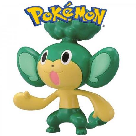 Set 2 figurine Pokemon Tepig vs. Pansage. Acest set include 2 mini-figurine din popularul desen animat. Asemenea contine pe langa personaje si cartile aferente acestora . Nu necesita baterii