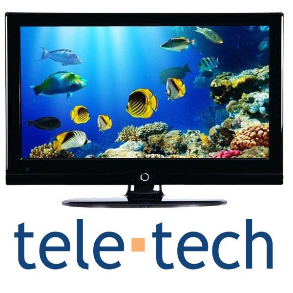 Televizor de bucatarie LED Full HD, 56 cm, TELETECH 22906