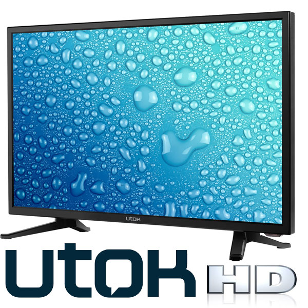 Televizor LED UTOK, 48 cm, U19HD1, HD