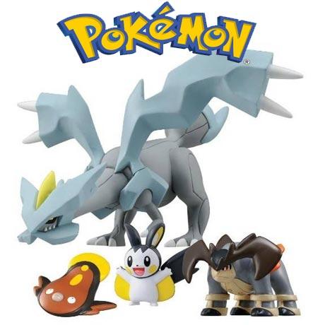 Set 4 Jucarii Figurine Pokemon