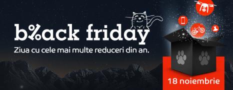 Afla in avans despre o parte din articolele reduse de eMAG de Black Friday!