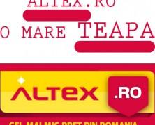 Ce a patit un client Altex! Oare cand o sa se termine tepele neseriosilor Altex?