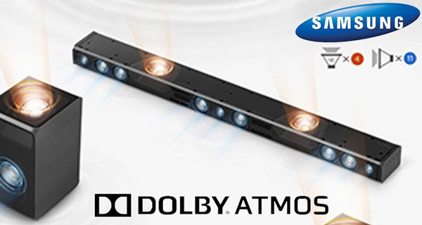 Samsung Soundbar Dolby Atmos HW-K950