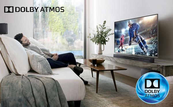 Cel mai performant Soundbar Dolby Atmos - Samsung HW-K950