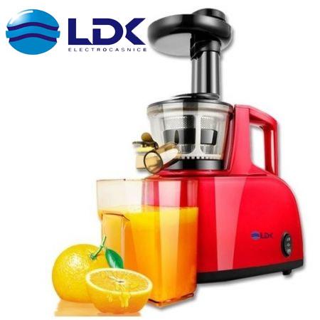 Storcator de fructe cu melc LDK, 200 w, recipient pulpa fruct 1 L