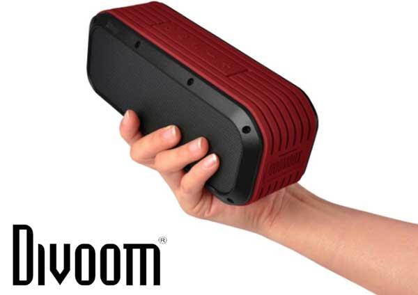 Boxa portabila Divoom VoomBox Outdoor rezistenta la apa si praf