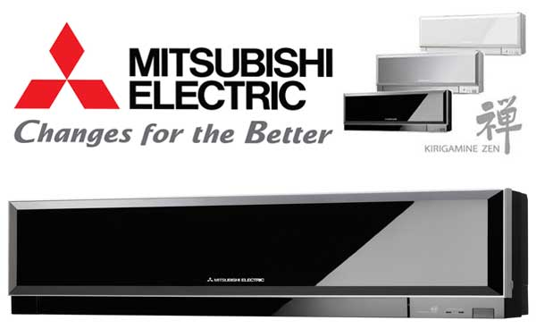 Kirigamine Zen – Aparatul de aer conditionat la superlativ de la Mitsubishi Electric!