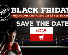 De 3 ori Black Friday in noiembrie la evoMAG