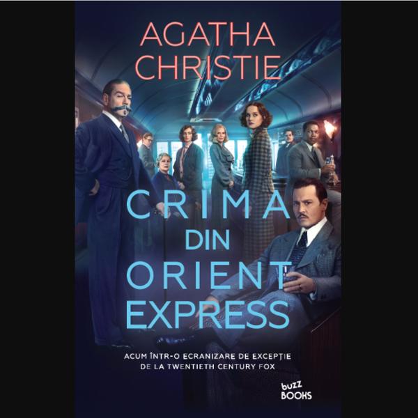 BestSeller Agatha Christie - Crima din Orient Express