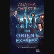 BestSeller Agatha Christie – Crima din Orient Express