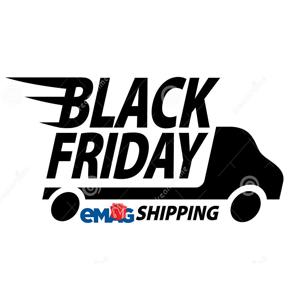 De ce vor ajunge mai repede produsele comandate de la eMAG de Black Friday in 2017?