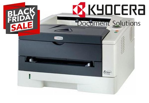 Imprimanta LaserJet Kyocera FS-1300D ieftina la pret redus de Black Friday