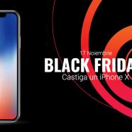 Cum poti castiga un IPhoneX 64GB de Black Friday!
