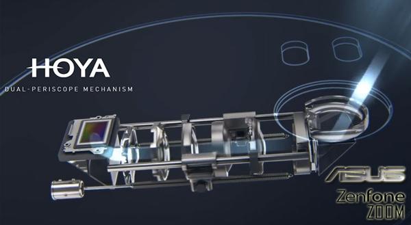 ASUS Zenfone Zoom - Un smartphone cu camera foto completa si zoom optic 3x