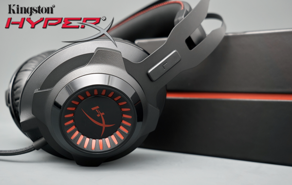 Review Casti Jocuri Kingston HyperX Cloud Revolver
