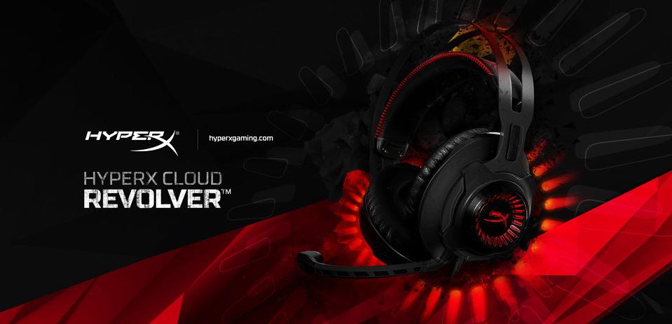 Casti ieftine pentru gaming: HyperX Cloud Revolver