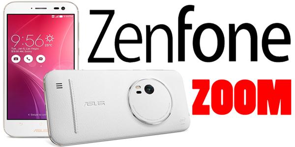 Smartphone ASUS Zenfone Zoom ZX551ML, Quad Core, 64GB, 4GB RAM, Single SIM, 4G